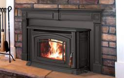 Boston 1700 Fireplace Insert