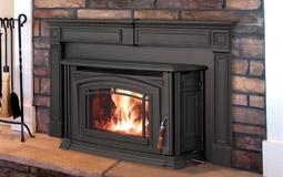 Boston 1700 Fireplace Insert