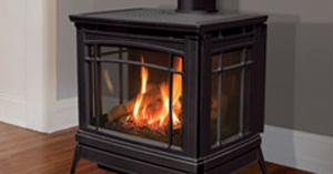Berkeley Cast Iron FS Gas Stove