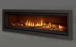 C60 Linear Gas Fireplace