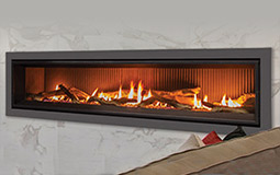 C72 Linear Gas Fireplace
