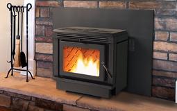 EF2 Fireplace Insert