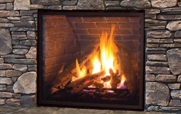 Q4 Gas Fireplace