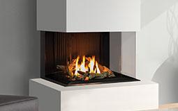 U30 Urbana Gas Fireplace