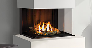 U30 Urbana Gas Fireplace
