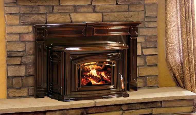 Enviro Products Wood Boston 1200 Fireplace Insert