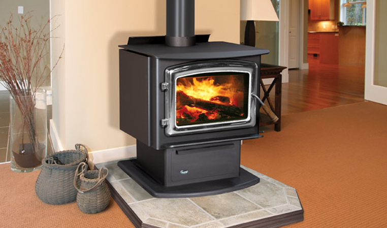 The Kodiak 1200 Wood Freestanding Stove