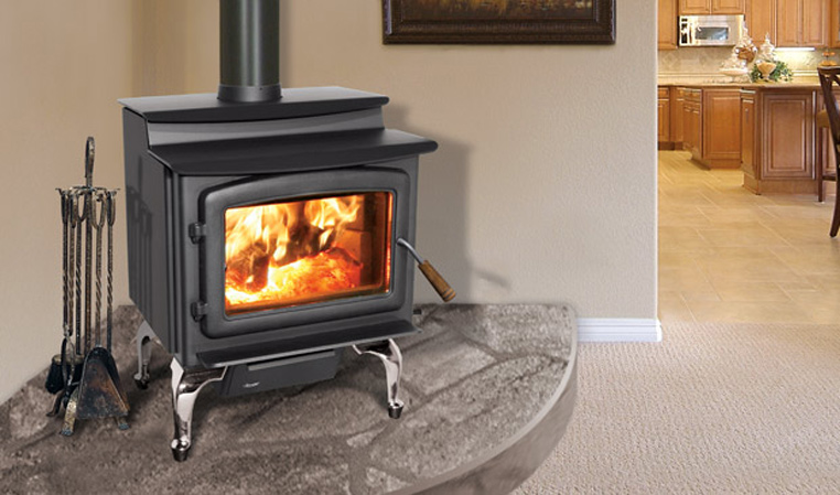 - Enviro Products Wood Kodiak 1200 Freestanding Stove