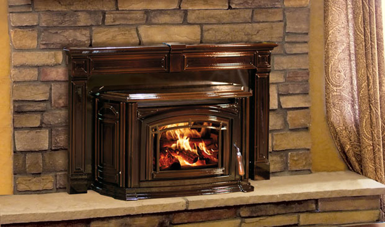 - Enviro Products Wood Boston 1700 Fireplace Insert