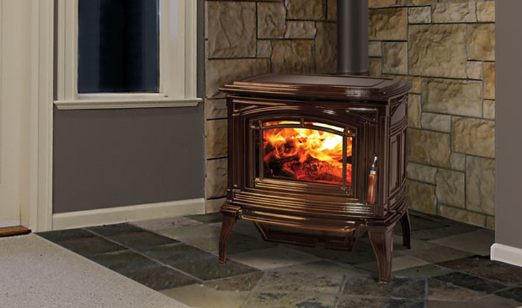 The Boston 1700 Wood Freestanding Stove