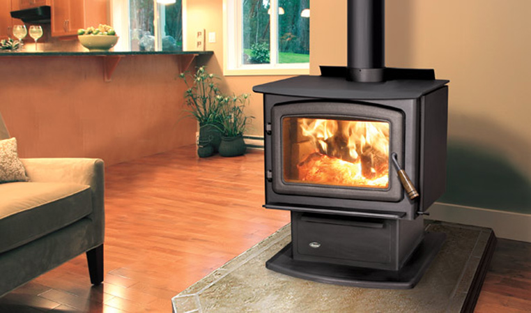 The Kodiak 1700 Wood Freestanding Stove