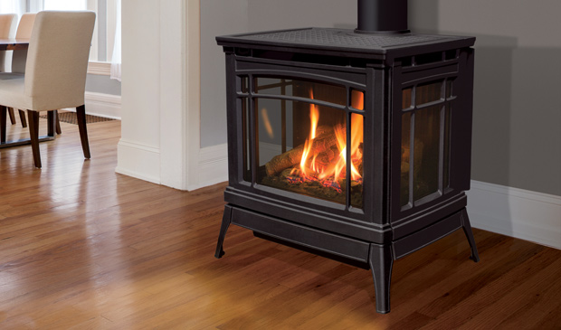 The Berkeley Gas Freestanding Stove
