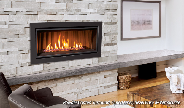 The C34 Gas Fireplace