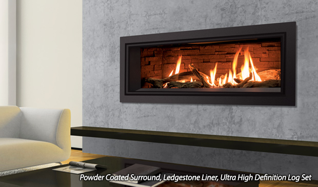 The C44 Gas Fireplace