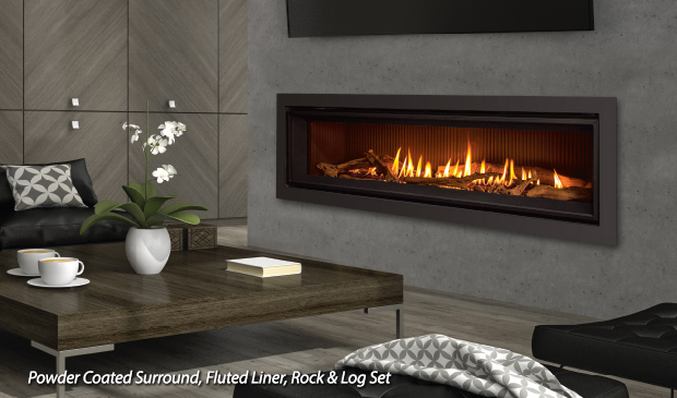 The C60 Gas Fireplace