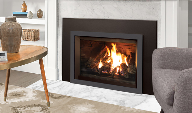 The E30 Gas Fireplace Insert