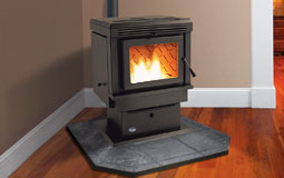 The EF2 Pellet Freestanding Stove