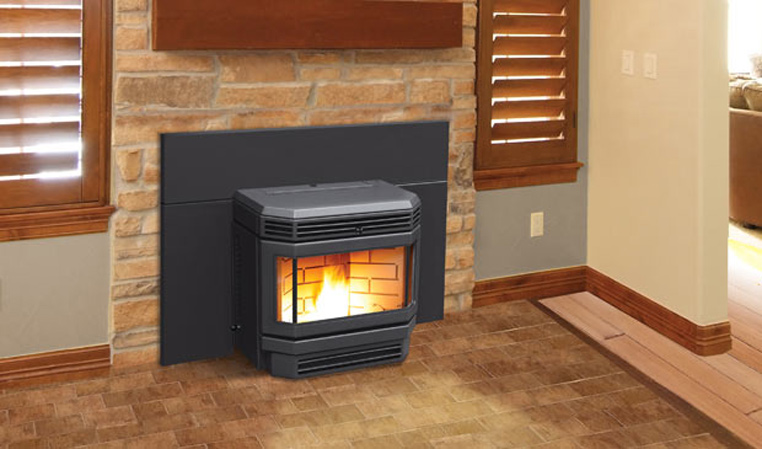 The EF3 Pellet Fireplace Insert