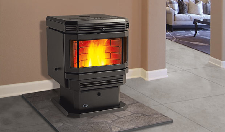 The EF3 Pellet Freestanding Stove