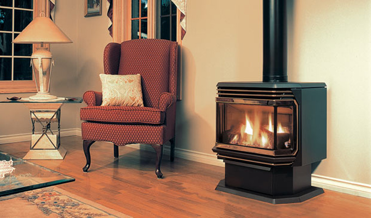 The EG40 Gas Freestanding Stove