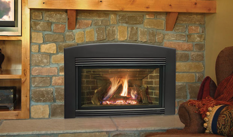 The Sienna Gas Fireplace Insert