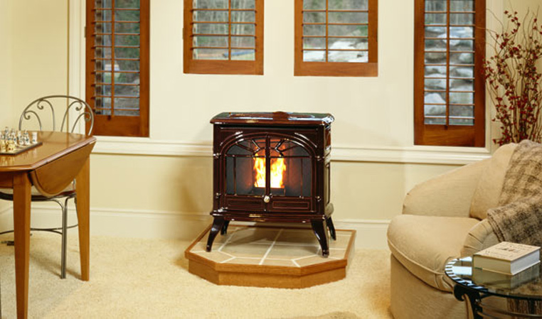 Enviro Products Pellet Empress Freestanding Stove