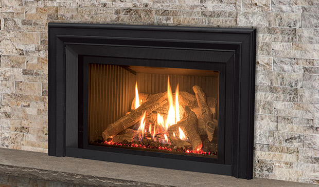 The EX32 Gas Fireplace Insert