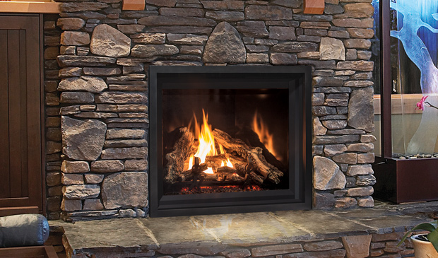 Enviro Products Gas G42 Gas Fireplace