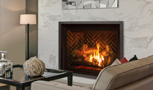 The G50 Gas Fireplace