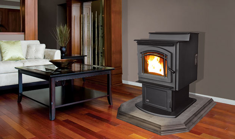 The M55 Pellet Freestanding Stove