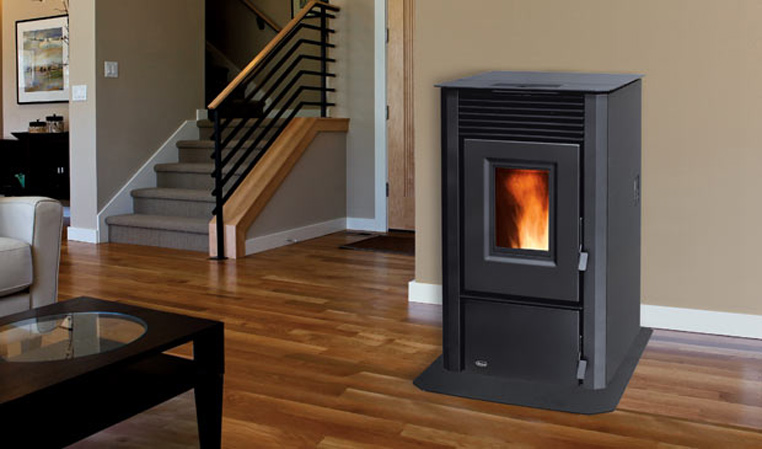 The MAXX Pellet Freestanding Stove