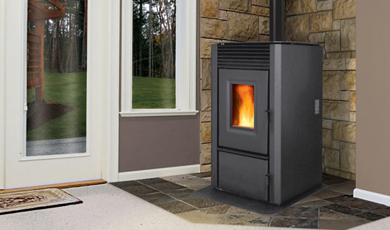 The MAXX-M Pellet Freestanding Stove