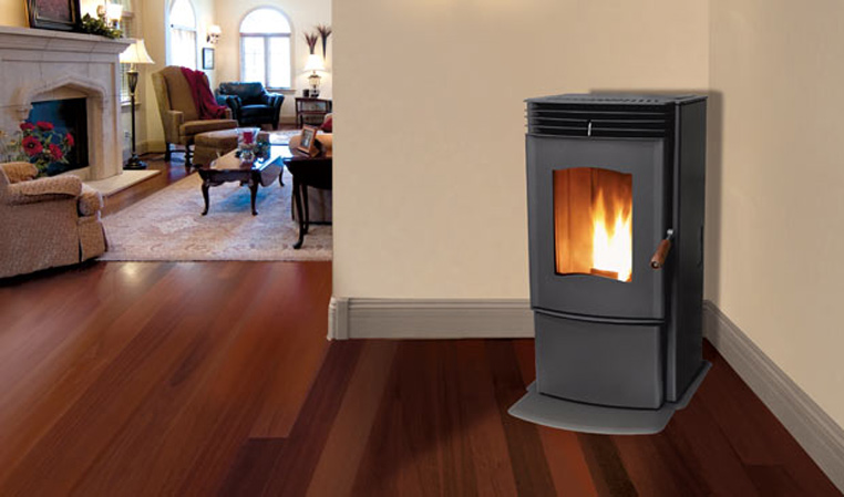 The Mini Pellet Freestanding Stove