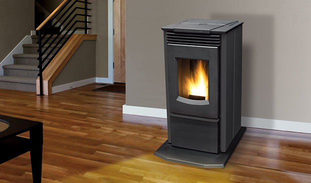 The P3 Pellet Freestanding Stove