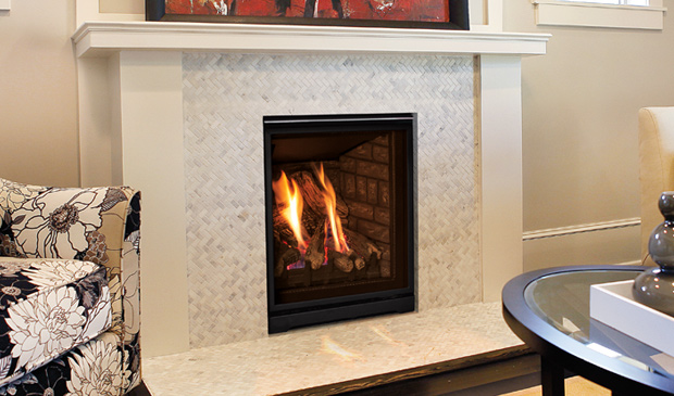 The Q1 Gas Fireplace