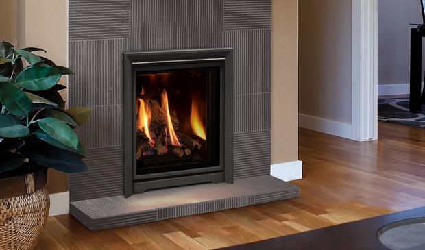 Enviro | Products | Gas | Q1 Gas Fireplace Insert
