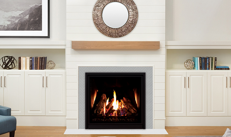 Enviro Products Gas Q3 Fireplace