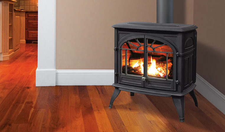 The Westport Cast Iron Gas Freestanding Stove