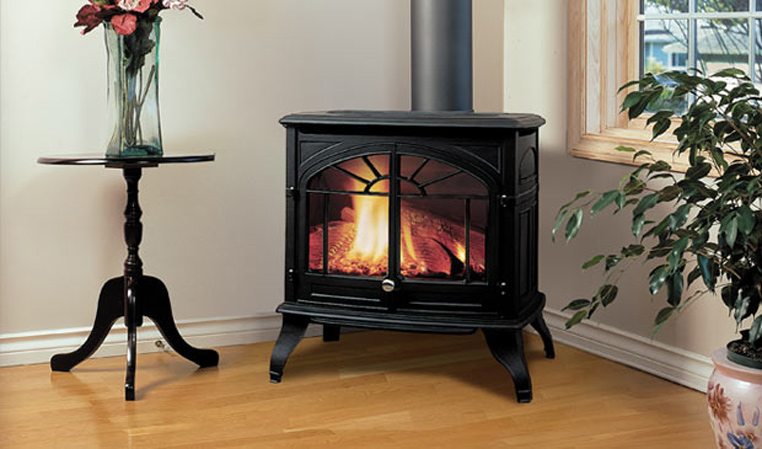 Enviro Products Gas Westport Cast Iron Freestanding