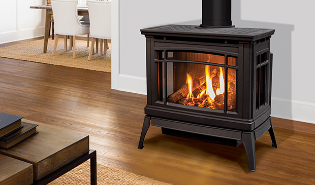 The Westley Gas Freestanding Stove
