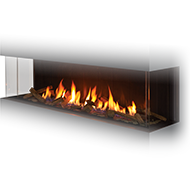 U70 Urbana Gas Fireplace