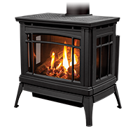 Westley Cast Iron FS Gas Stove